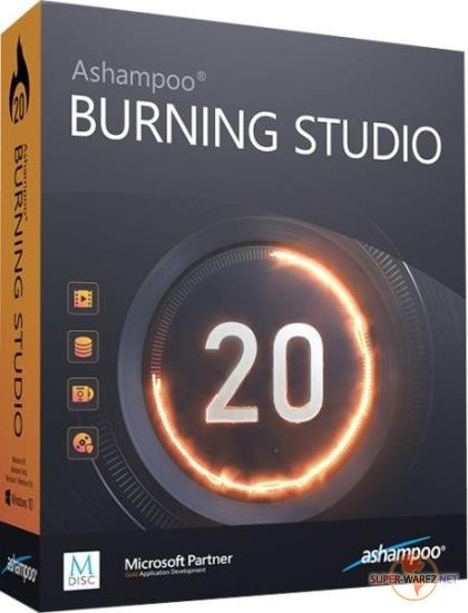 Ashampoo Burning Studio 20.0.1.3 Final