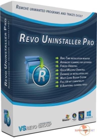 Revo Uninstaller Pro 4.0.5 + Portable