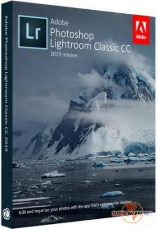 Adobe Photoshop Lightroom Classic CC 2019 8.1.0 RePack by Diakov
