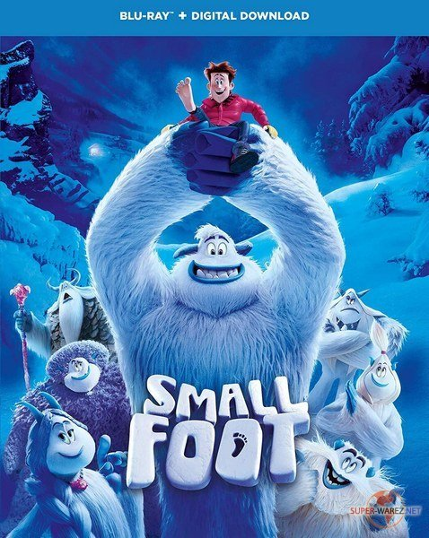 Смолфут / Smallfoot (2018) HDRip/BDRip 720p/BDRip 1080p
