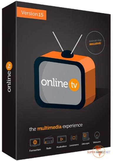 OnlineTV Anytime Edition 15.18.12.1