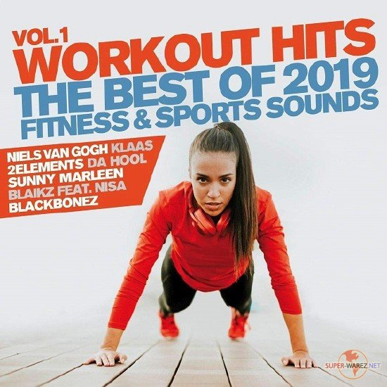 Workout Hits Vol.1. The Best Of 2019 Fitness & Sports Sound (2019) MP3