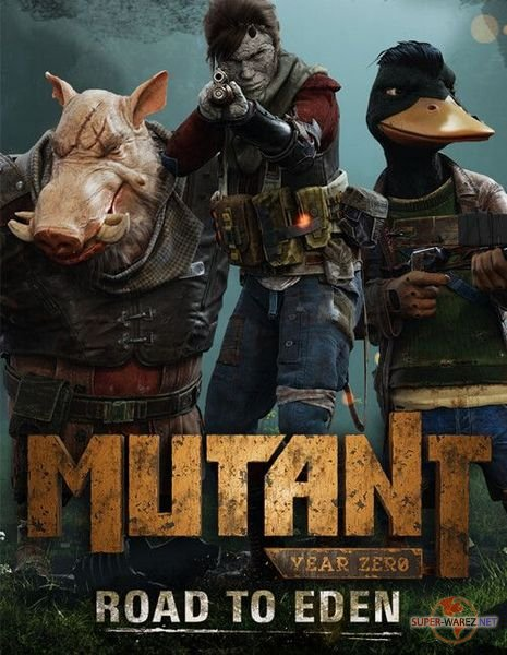 Mutant Year Zero: Road to Eden (2018/RUS/ENG/MULTi/RePack)