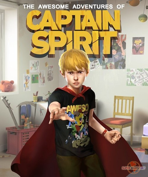 The Awesome Adventures of Captain Spirit (2018/RUS/ENG/MULTi5/RePack от SpaceX)
