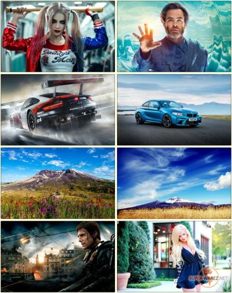 Wallpapers Mixed Pack 60