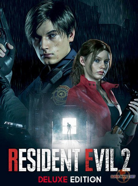 Resident Evil 2 / Biohazard RE:2 Deluxe Edition (2019/RUS/ENG/MULTi/RePack)