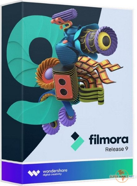 Wondershare Filmora 9.0.8.2 RePack by elchupakabra + Effect Packs