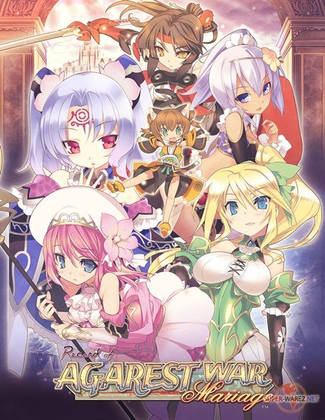 Record of Agarest War: Mariage (2019/ENG/RePack от FitGirl)