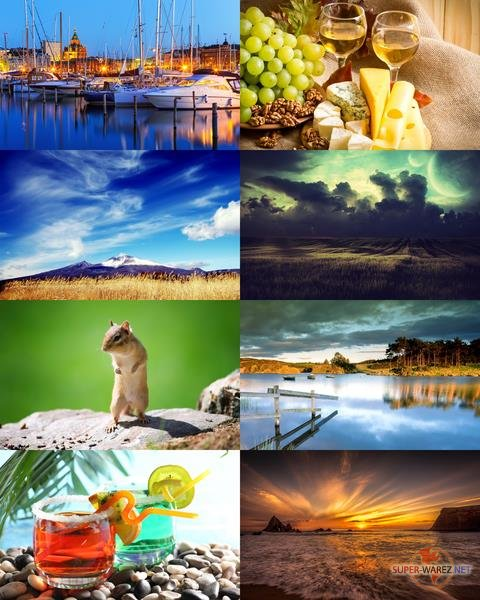 Wallpapers Mix №734