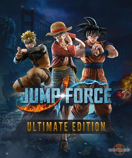 Jump Force - Ultimate Edition (2019/RUS/ENG/MULTi/RePack)