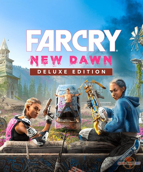 Far Cry New Dawn - Deluxe Edition (2019/RUS/ENG/MULTI15/RePack)