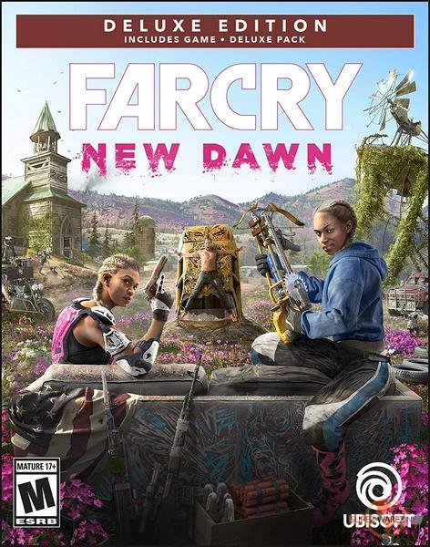 Far Cry: New Dawn. Deluxe Edition (2019/RUS/ENG/MULTi/UplayRip)