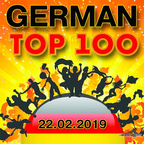 German Top 100 Single Charts 22.02.2019 (2019)