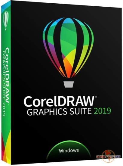 CorelDRAW Graphics Suite 2019 21.1.0.628 + Retail + Content