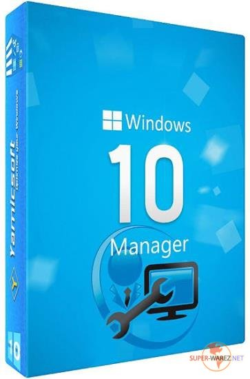 Windows 10 Manager 3.0.4 + Portable