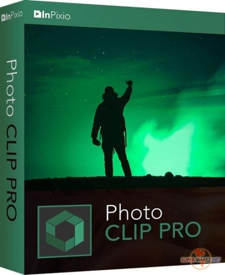 InPixio Photo Clip Professional 9.0.1 RePack & Portable by TryRooM