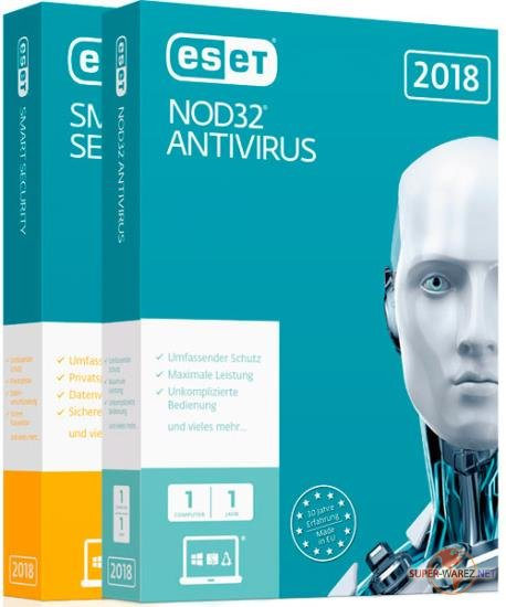 ESET NOD32 Antivirus / Internet Security 12.1.34.0