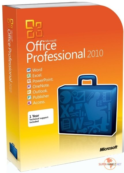 Microsoft Office 2010 Pro Plus SP2 14.0.7232.5000 VL RePack by SPecialiST v19.4