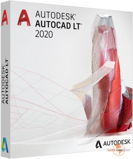 Autodesk AutoCAD LT 2020 by m0nkrus