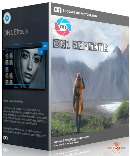 ON1 Effects 2019.2 13.2.0.6689