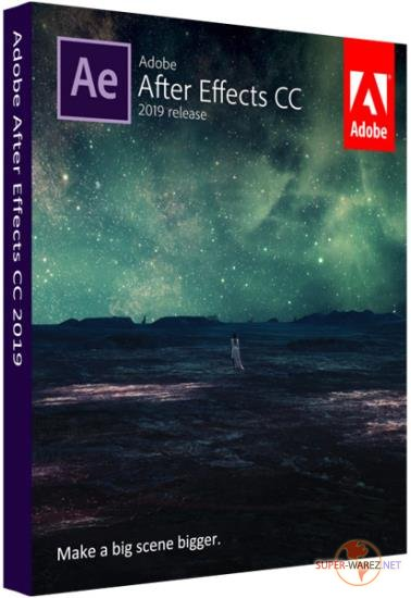 Adobe After Effects CC 2019 16.1.2.55 Portable by punsh