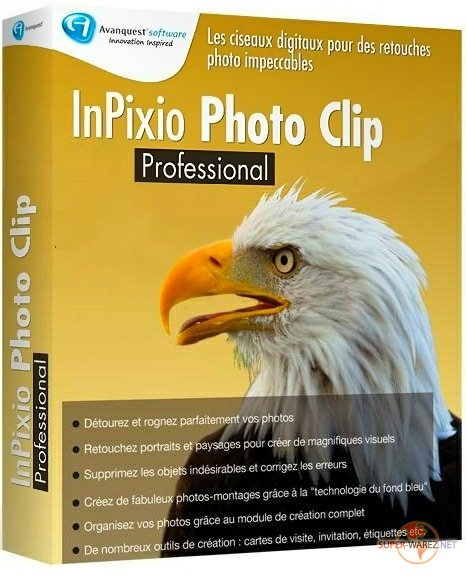 inPixio Photo Clip 9.0.2 Professional RePack & Portable by TryRooM