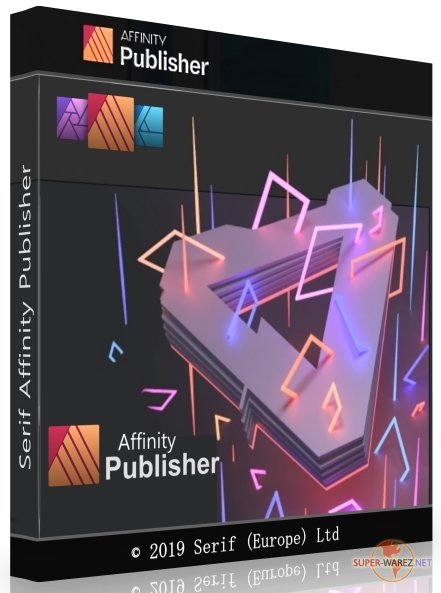 Serif Affinity Publisher 1.7.1.404 RePack by KpoJIuK