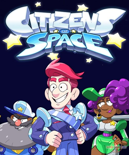 Citizens of Space (2019/ENG/MULTi5/RePack от FitGirl)