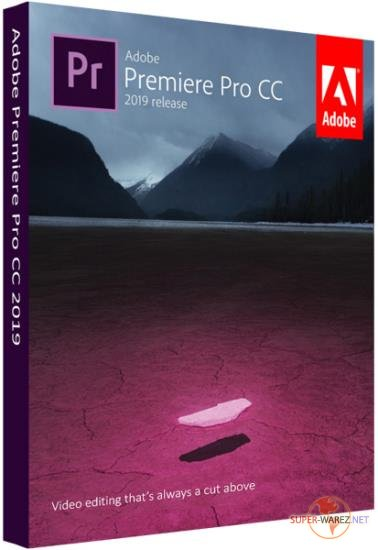 Adobe Premiere Pro CC 2019 13.1.3.42 RePack by Pooshock