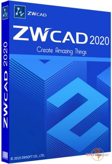 ZWCAD 2020 Official 2019.05.29