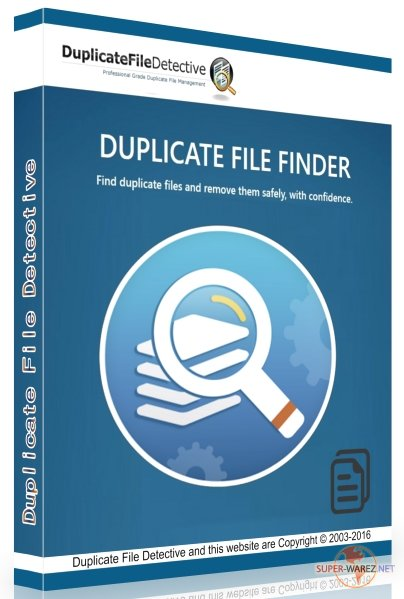 Duplicate File Detective 6.2.54.0 Professional Edition
