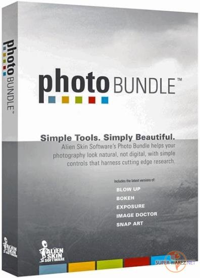 Alien Skin Software Photo Bundle Collection 07.2019
