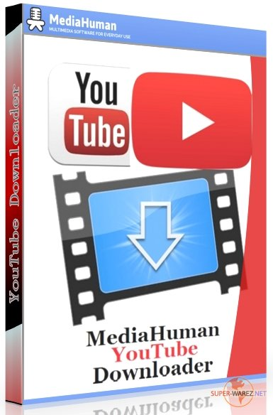 MediaHuman YouTube Downloader 3.9.9.21 (1708)