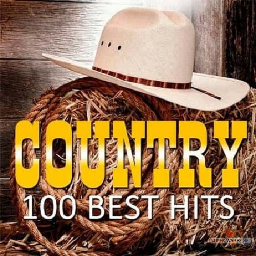 Country 100 Best Hits (2019) MP3