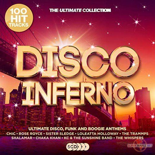 Disco Inferno: Ultimate Disco Anthems (2019) MP3