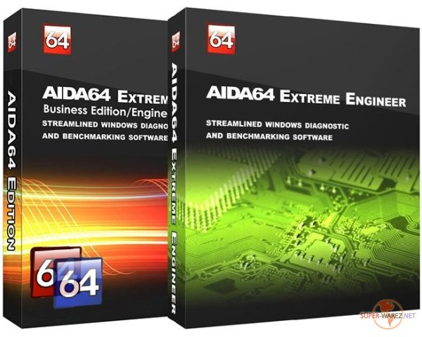 AIDA64 Extreme / Engineer Edition 6.10.5214 Beta Portable