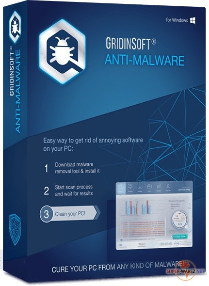 GridinSoft Anti-Malware 4.1.7.299