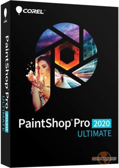 Corel PaintShop 2020 Pro 22.1.0.44 Ultimate