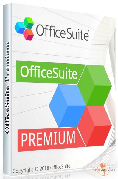 OfficeSuite Premium Edition 3.60.27485.0