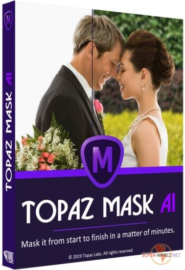Topaz Mask AI 1.0.4 RePack & Portable by TryRooM