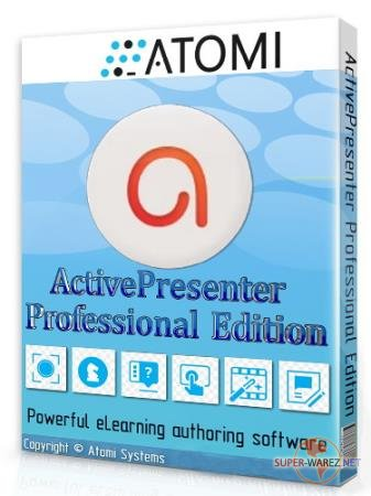 ActivePresenter Professional Edition 7.5.12