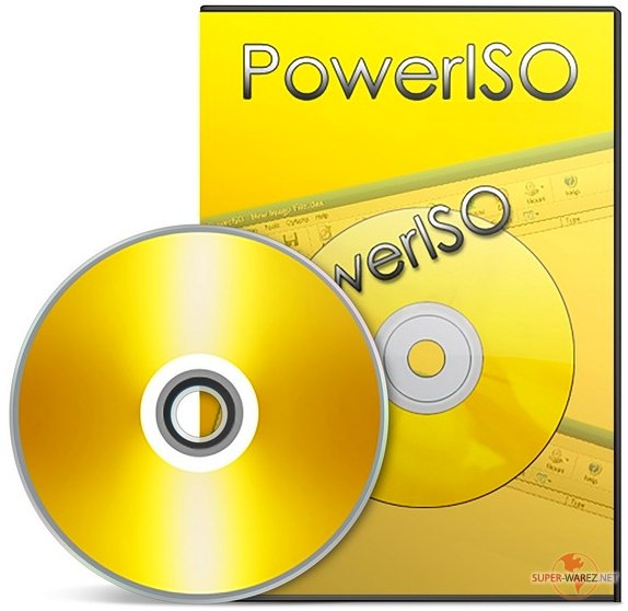 PowerISO 7.6 Final + Retail