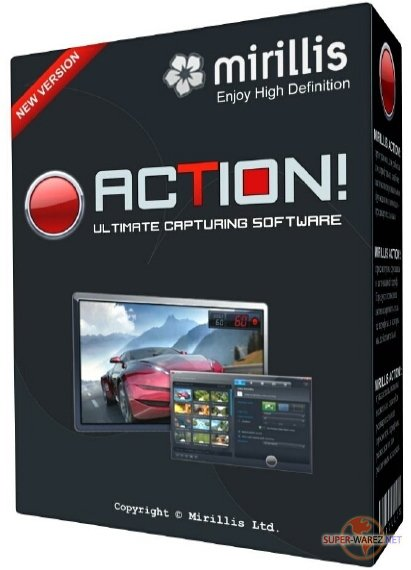 Mirillis Action! 4.1.2 RePack & Portable by KpoJIuK