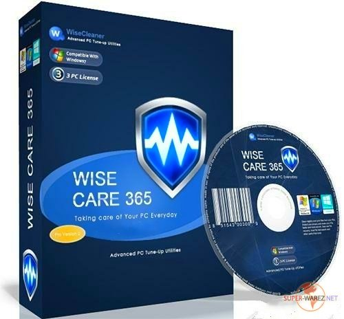 Wise Care 365 Pro 5.4.8 Build 544 Final + Portable