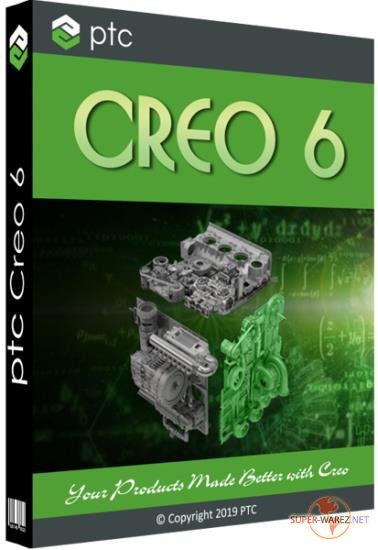PTC Creo 6.0.4.0 + HelpCenter