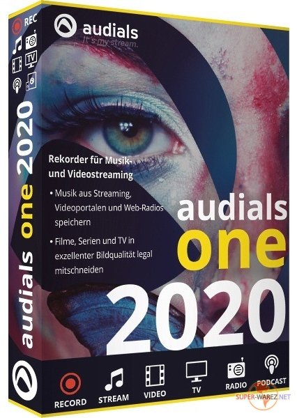 Audials One Platinum 2020.2.14.0
