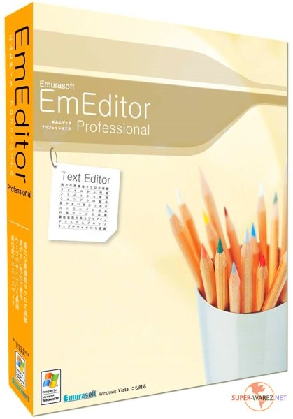 Emurasoft EmEditor Professional 19.6.1 Final + Portable