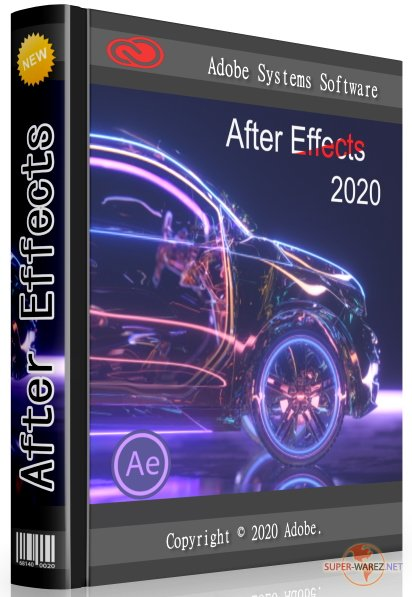 Adobe After Effects 2020 17.0.4.59 RePack by KpoJIuK
