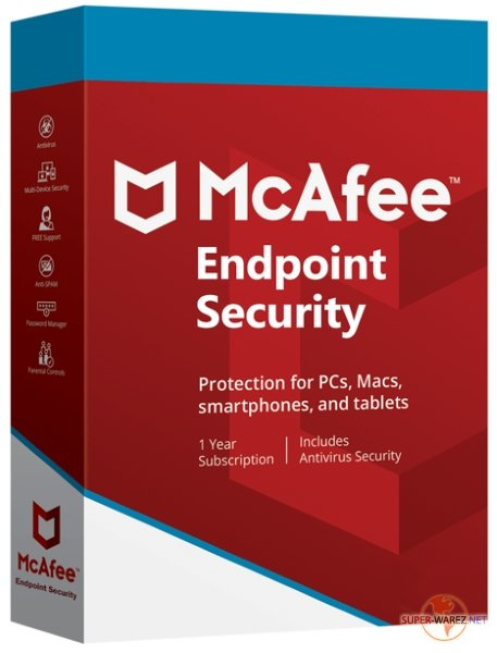 McAfee Endpoint Security 10.7.0.824.9