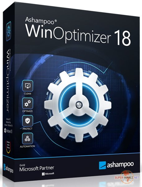 Ashampoo WinOptimizer 18.00.15 Final RePack & Portable by elchupakabra